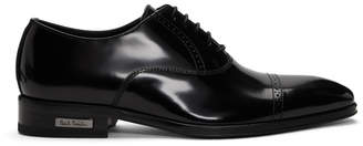 Paul Smith Black Patent Lord Oxfords