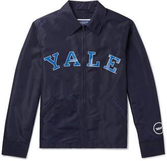 Calvin Klein Printed Shell Jacket