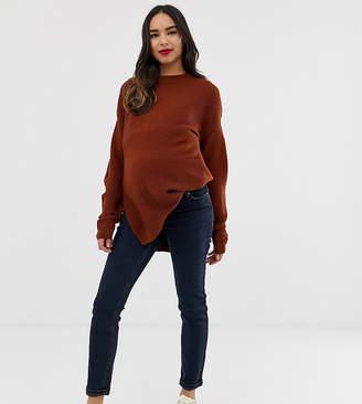 b4199e23 Maternity Boyfriend Jeans - ShopStyle