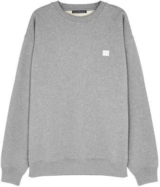 Acne Studios Forba Grey Cotton Sweatshirt