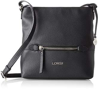 L.Credi Women 309-5776 Cross-Body Bag