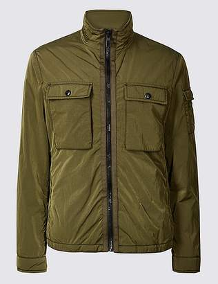 "Marks and Spencer Utility Jacket with Stormwearâ""¢"