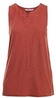 Woolrich Women's Bell Canyon Eco Rich Embroidered Tank
