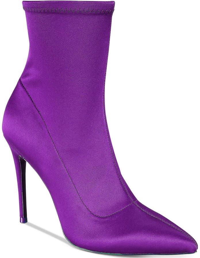 Aldo Cirelle Stiletto Sock Booties Women's Shoes