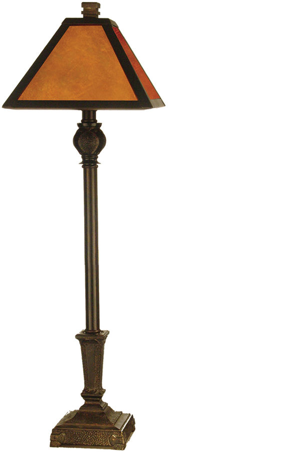 Dale Tiffany Mica Buffet Table Lamp