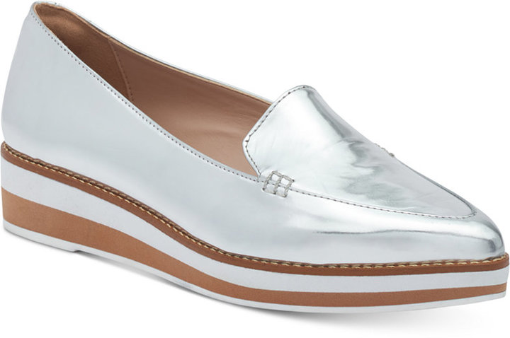 Dkny Seaport Platform Shoes, Created For Macy's