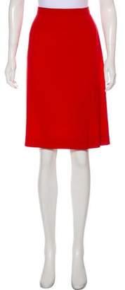 Giorgio Armani Casual Knee-Length Skirt