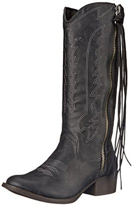 Madden Girl Women's Durant Western Boot $85.05 thestylecure.com