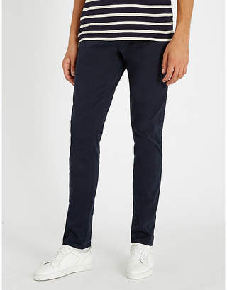 Tiger of Sweden Slim-fit skinny stretch-cotton chinos