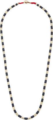 Roxanne Assoulin Suit Up Long Enamel Necklace