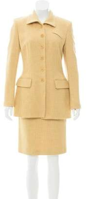 Rene Lezard Knee-Length Skirt Suit