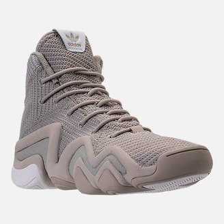 adidas Men's Crazy 8 ADV Primeknit Basketball Shoes