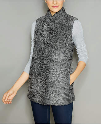 The Fur Vault Persian Lamb Fur Vest