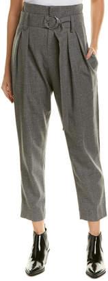 IRO Tapered Wool-Blend Trouser