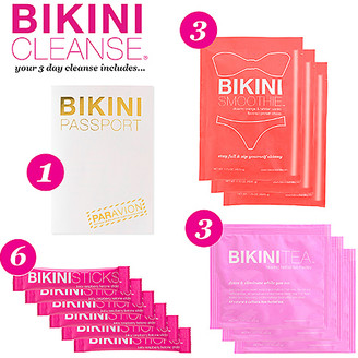 Bikini Cleanse 3-Day Weight Loss System