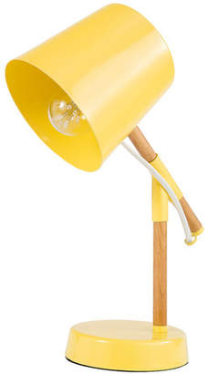 Brilliant Titch 310mm Scandi Desk Lamp Finish: Yellow
