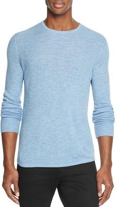 rag & bone Gregory Merino Wool Blend Sweater $225 thestylecure.com