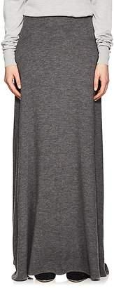 The Row Women's Oda Cashmere Maxi Skirt
