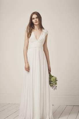 French Connection Palmero Embellished Wedding Dress
