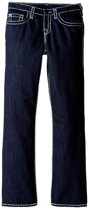 True Religion Kids Rickey Super T Jeans in Rinse (Big Kids) $129 thestylecure.com