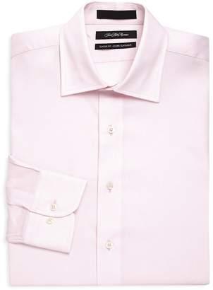 Saks Fifth Avenue Men's Micro Check Cotton Dress Shirt