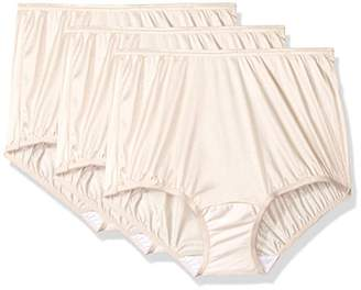 Vanity Fair Women's 3 Pack Perfectly Yours Ravissant Tailored Brief Panty 15112 $3.08 thestylecure.com