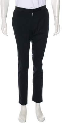 TOMORROWLAND Flat Front Knit Pants