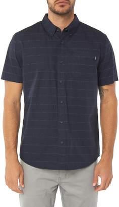 O'Neill McKenna Short Sleeve Camp Shirt
