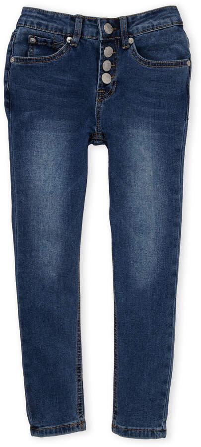 7 For All Mankind (Girls 7-16) The Ankle Skinny Jeans
