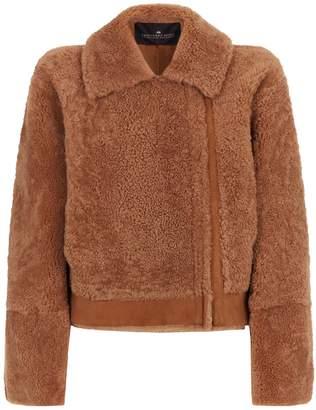 Designers Remix Shearling Reversible Jacket