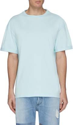 Denham Jeans 'Rising Sun' boxy T-shirt