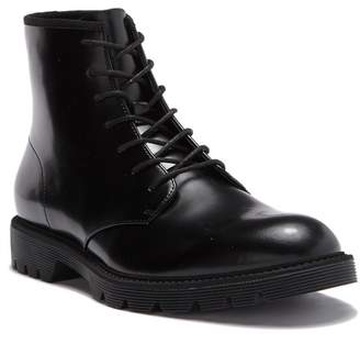 Calvin Klein Fenton Box Leather Boot