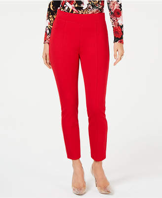 Thalia Sodi Front-Seam Skinny Pants