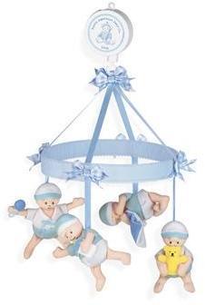 Kaloo Sleepyhead Baby Mobile in Blue