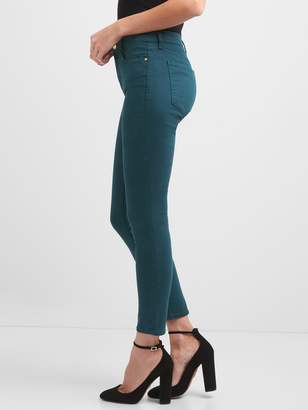 Gap Mid Rise True Skinny Jeans in Sculpt