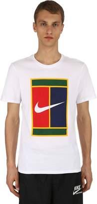 Nike Federer Nikecourt Tennis Jersey T-Shirt