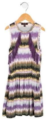 Imoga Girls' Graphic Print Dress