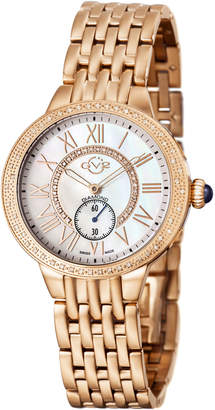 Mother of Pearl Gv2 9108 Astor Mother-Of-Pearl Diamond Watch