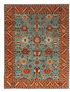 Adina Collection Oriental Rug, 9'1 x 11'9