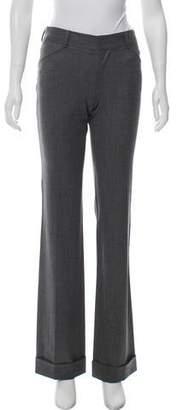 Ralph Lauren Black Label Wide-Leg Wool Pants w/ Tags