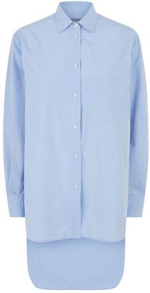 Citizens of Humanity Hari Dropped Hem Shirt