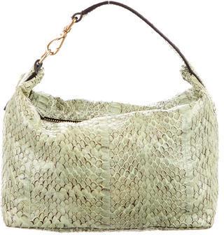 Miu MiuMiu Miu Mini Snakeskin Bag