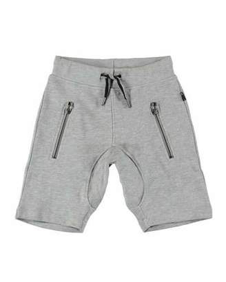 Molo Ashton Sweat Shorts w/ Zip Pockets, Size 4-12