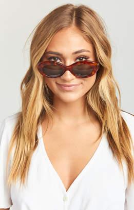 4b88a18340a Show Me Your Mumu Crap Eyewear ~ The Love Tempo Sunglasses ~ Gloss Havana  Tortoise