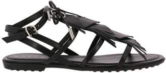 Tod's Flat Sandals Shoes Women