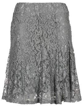 Cream BIANCA SKT women's Skirt in Grey