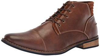 Deer Stags Men's Rhodes Memory Foam Dress Comfort Casual Fashion Cap Toe Chukka Boot