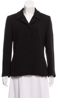 Prada Structured Wool Blazer