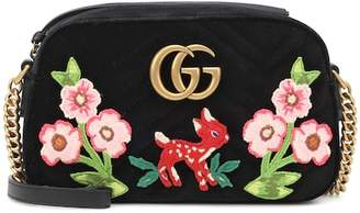 Gucci GG Marmont Small Camera shoulder bag