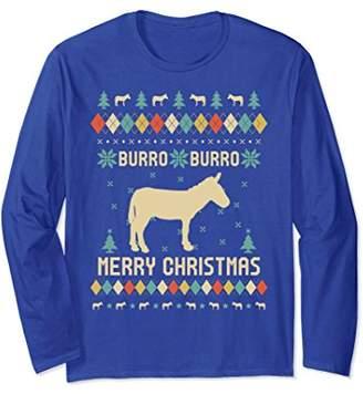 BURRO Long Sleeve T-Shirt